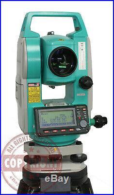 Sokkia Set630r Prismless Surveying Total Station, Topcon, Trimble, Leica, Nikon
