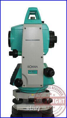 Sokkia Set630r Prismless Surveying Total Station, Trimble, Leica, Nikon, Topcon