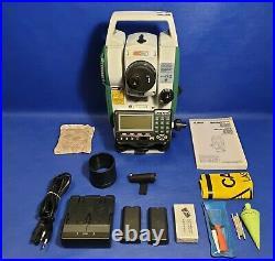Sokkia Set650rx Prismless Surveying Total Station Topcon Trimble Leica Nikon