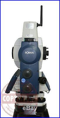 Sokkia Srx3 X Robotic Prismless Surveying Total Station, Trimble, Leica, Topcon