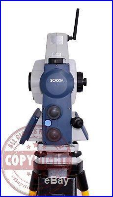 Sokkia Srx5 Prismless Robotic Total Station Package, Topcon, Trimble, Leica