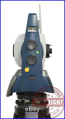 Sokkia Sx-105t One Man Robotic Surveying Total Station, Topcon, Trimble, Leica, Ps