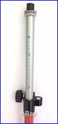 Surveying Prism Pole, Total Station, Sokkia, Topcon, Trimble, Leica