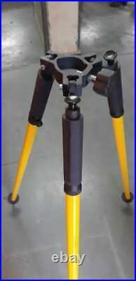 Surveying Prism Pole Tripod, For Total Station, Gps, Seco, Topcon, Trimble, Leica, Rod