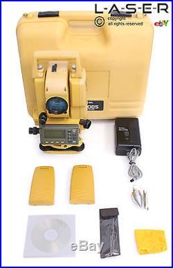 Topcon Gpt-3005 Prismless Surveying Total Station, Leica, Trimble, Nikon, Sokkia