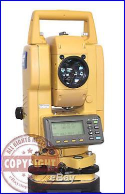 Topcon Gpt-3005 Prismless Total Station, Surveying, Sokkia, Trimble, Nikon, Leica