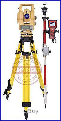 Topcon Gts-802a Robotic Surveying Total Station, Sokkia, Trimble, Leica, Robot