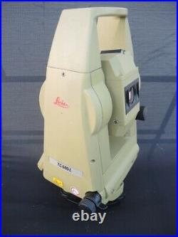 Tachimetr Totalstation Leica TC 605L