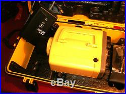 Topcon DL-101C Electronic Digital Level surveying Trimble GPS Sokkia Leica Batry