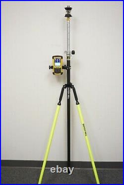 Topcon DS105 AC+ 5 Robotic Total Station FC-236 Data Collector With TopSurv v. 8.2