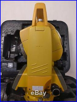 Topcon GPT-3005LW 5 Wireless Reflectorless Total Station, TDS or SurvCE Ranger