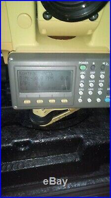 Topcon GPT-310SN total station