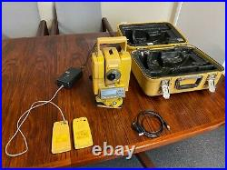 Topcon GTS-213 Total Station Surveying (Keyword Leica, Nikon, Trimble, Geomax)