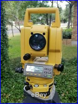 Topcon GTS-223 Conventional Survey Total Station
