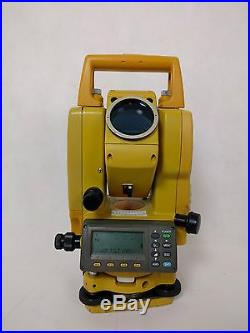 Topcon GTS-235W 5 Total Station, Warranty, We Export