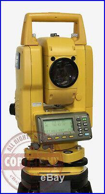 Topcon Gpt-3003lw Prismless Surveying Total Station, Sokkia, Trimble, Leica, Nikon