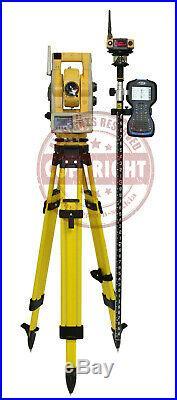 Topcon Gpt-9001a Robotic Prismless Surveying Total Station, Trimble, Leica, Sokkia