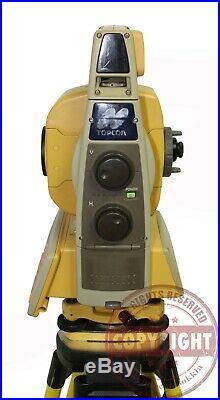 Topcon Gpt-9003a Prismless Robotic Surveying Total Station, Trimble, Sokkia, Leica