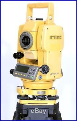 Topcon Gts-211d Total Station, Sokkia, Nikon, Trimble, Leica