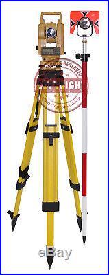 Topcon Gts-225 Surveying Total Station, Trimble, Sokkia, Nikon, Leica, Transit