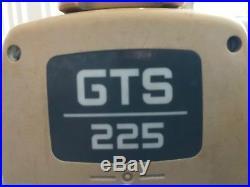 Topcon Gts-225 Total Station Worldwide Free Ship