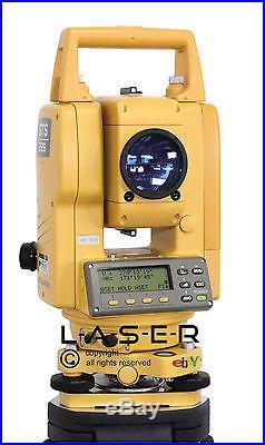 Topcon Gts-226 Surveying Total Station, Leica, Trimble, Nikon, Sokkia