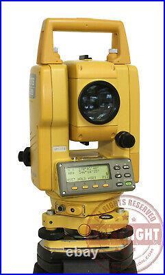 Topcon Gts-229 Surveying Total Station, Trimble, Sokkia, Nikon, Leica, Transit