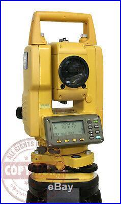 Topcon Gts-235w Surveying Total Station, Trimble, Sokkia, Leica, Transit, Nikon