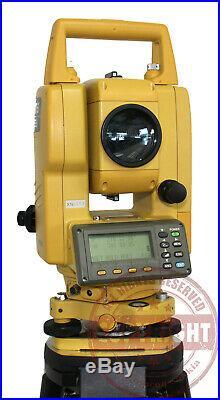 Topcon Gts-239 Surveying Total Station, Trimble, Sokkia, Nikon, Leica, Transit