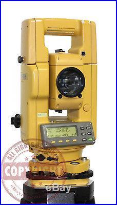 Topcon Gts-312 Surveying Total Station, Topcon, Trimble, Sokkia, Nikon, Transit, Leica