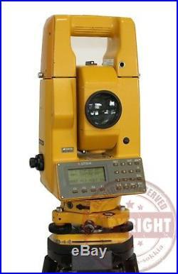 Topcon Gts-4 Surveying Total Station, Topcon, Trimble, Sokkia, Nikon