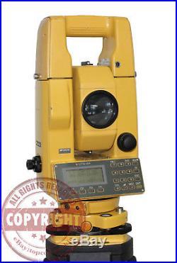 Topcon Gts-4a Surveying Total Station, Sokkia, Trimble, Topcon, Nikon, Transit, Leica
