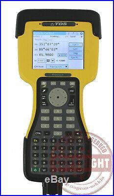 Topcon Gts-903a One Man Robotic Surveying Total Station, Sokkia, Trimble, Leica
