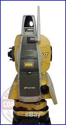 Topcon Gts-903a Robotic Surveying Total Station, Trimble, Sokkia, Leica, Robot