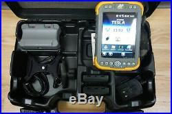 Topcon Tesla Tablet Data Collector with POCKET 3D v 12.2 GPS & Total Station