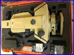 Total Station Leica TC 1010 Swiss made, 3, Professional Surveyor