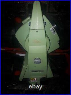Total Station Leica TCRA1105 plus Ex Range powerserch robotic RCS controller