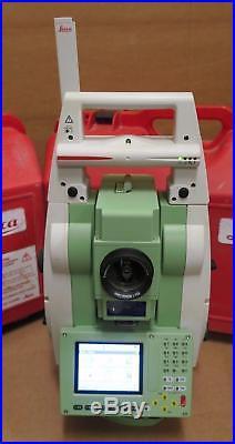 Total Station Leica Viva TS12 R400 P5