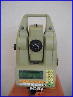 Total station Leica TCA 1100
