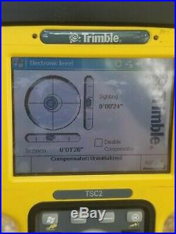 Trimble 5603 DR200+ 3 Reflectorless Robotic Survey Total Station