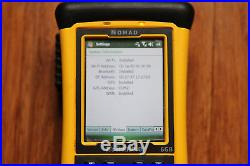 Trimble TDS Nomad 900GXE GPS GNSS Robotic Total Station Collector with Survey Pro