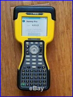 Trimble TDS Ranger Glonass GPS Total Station Data Collector with Survey Pro