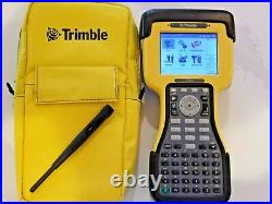 Trimble TSC2 2.4GHz Radio GPS Robotic Total Station Data Collector with SC12.50