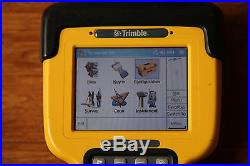 Trimble TSC2 GPS GNSS Robotic Total Station Collector with/ SC12.50 2.4GHz Radio