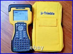 Trimble TSC2 GPS GNSS Robotic Total Station Data Collector 2.4GHz SC12.50