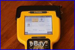 Trimble TSC2 GPS GNSS Total Station Collector with Access 2016.12 Software w ROADS