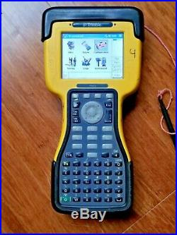 Trimble TSC2 Glonass GPS Total Station Data Collector with Survey Controller 12.50