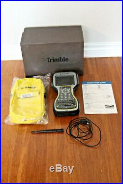 Trimble TSC3 2.4GHz GNSS Robotic Total Station Data Collector Controller Access