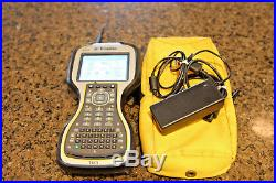 Trimble TSC3 GNSS 2.4GHz Robotic Total Station Collector with Access 2017 & ROADS
