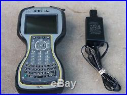 Trimble TSC3 GPS GNSS Robotic Total Station Data Collector 2.4GHz Access 2015.00